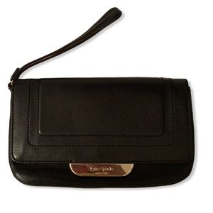 Kate Spade New York Wristlet wallet Black